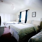 Our room at Kilcullen House