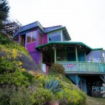 The Rainbow House.