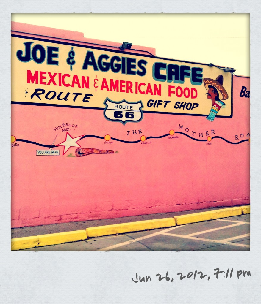 Joe & Aggies Cafe -